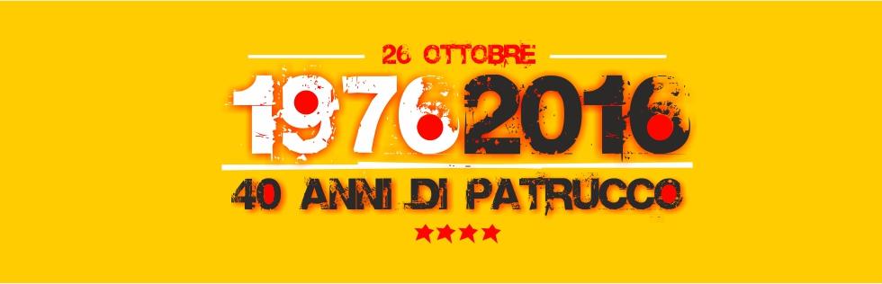 40 Anni Patrucco